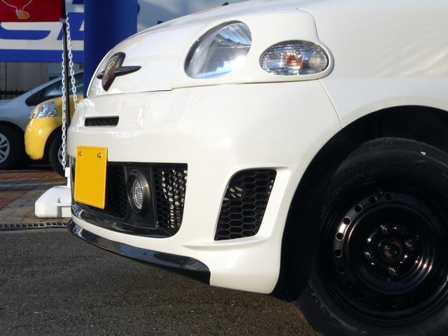 ダイハツ エッセ アバルト X 当社オリジナル車 ストライプ付