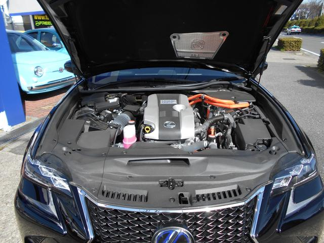 レクサス GS GS300h Fスポーツ HUD BSM プリクラッシュ