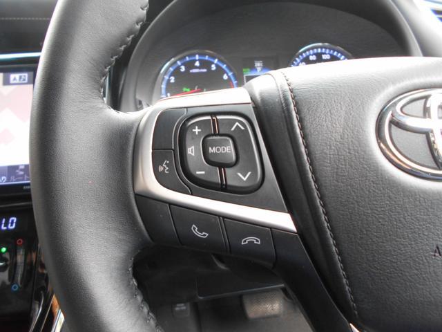 プレミアム アルパインBIGナビ Bカメラ モデリスタエアロ ブルーレイ 車線逸脱警報 1オナ 禁煙 本革 シートヒーター バックガイドモニター LEDライト パワーシート ETC メモリナビ アイスト ABS 横滑り防止装置 DVD再生 CD キーレス AAC(29枚目)
