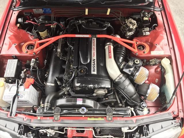 日産 スカイライン GT-R Vスペック ニスモバンパー ブリッツタッチブレイン