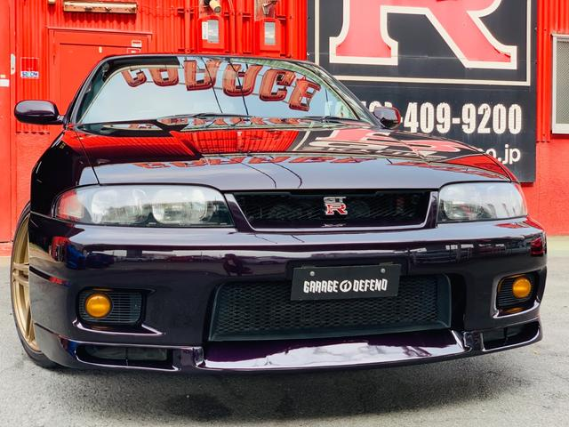GT-R Vスペック ・HKS車高調&メタルキャタライザー・ニスモサスペンションリンク・オイルクーラー・社外クラッチ・社外マフラー・BLITZブーストコントローラー(2枚目)