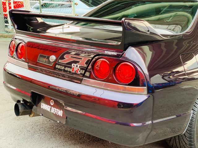 GT-R Vスペック ・HKS車高調&メタルキャタライザー・ニスモサスペンションリンク・オイルクーラー・社外クラッチ・社外マフラー・BLITZブーストコントローラー(16枚目)