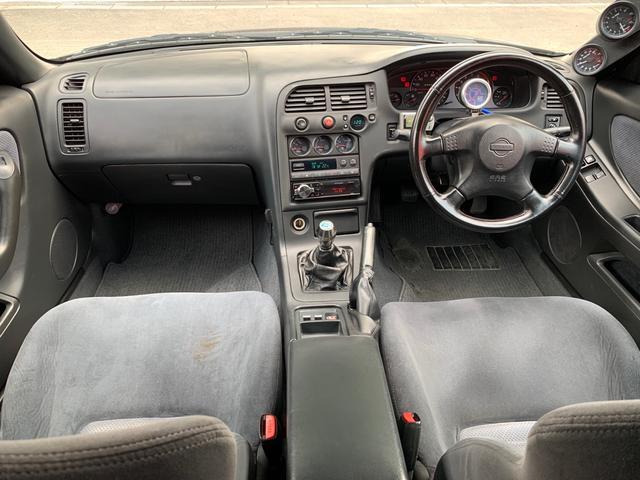 GT-R Vスペック ・HKS車高調&メタルキャタライザー・ニスモサスペンションリンク・オイルクーラー・社外クラッチ・社外マフラー・BLITZブーストコントローラー(34枚目)