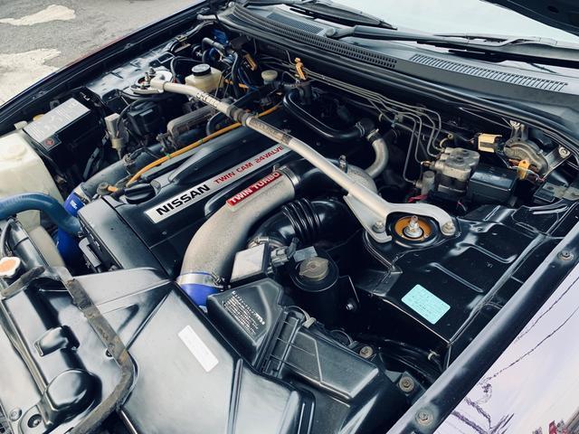 GT-R Vスペック ・HKS車高調&メタルキャタライザー・ニスモサスペンションリンク・オイルクーラー・社外クラッチ・社外マフラー・BLITZブーストコントローラー(49枚目)