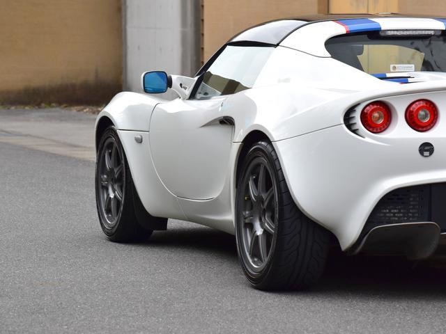 ロータス ロータス エリーゼ S CUP CAR 左H カーボンハードトップ