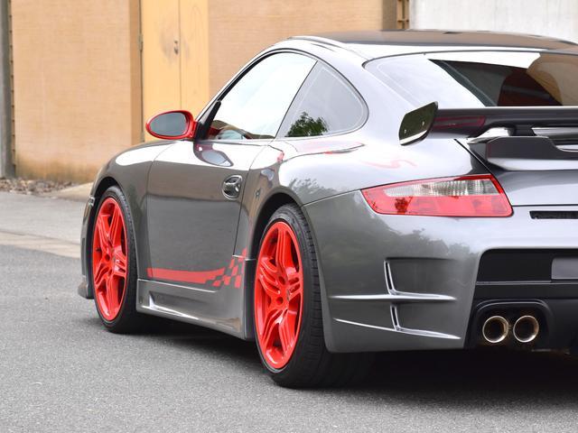 ポルシェ ポルシェ 911カレラS 6速 EURGTVer 19インチターボAW