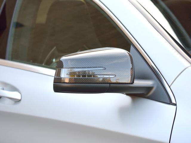 AMGカーボンパッケージドアミラー