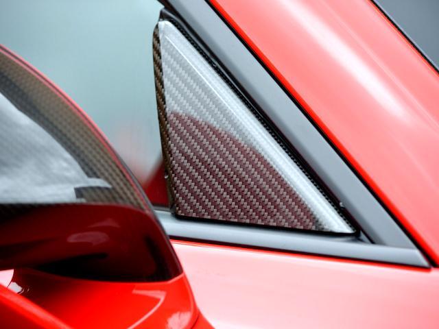 911GT3 6MT Fリフト レザーP カーボンP Clubsport package PTV Red 12 o'clock スポーツクロノ フルバケットシート ミラーカーボン ブラックデザインLEDヘッドライト(8枚目)