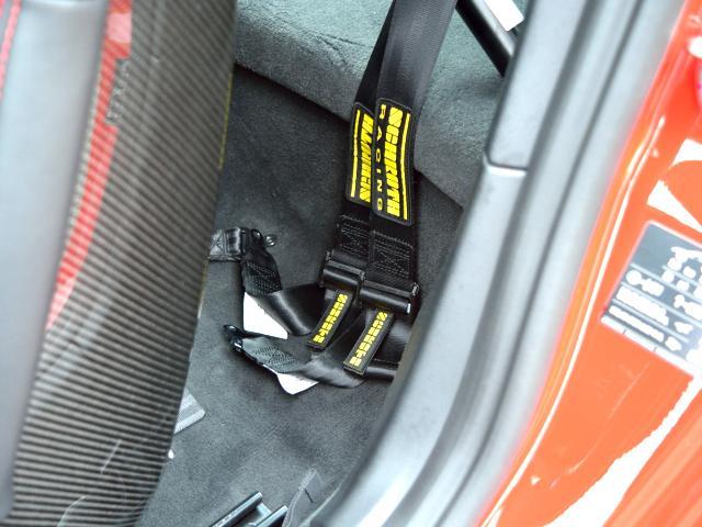 911GT3 6MT Fリフト レザーP カーボンP Clubsport package PTV Red 12 o'clock スポーツクロノ フルバケットシート ミラーカーボン ブラックデザインLEDヘッドライト(40枚目)