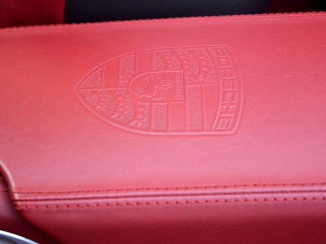 911ターボ カブリオレ TechArtスタイリング エキゾーストパイプ カレラレッドナチュラルレザー 19インチセンターロックAW スポーツクロノ RUFコイルスプリングキット アダプティブスポーツシート プロテクフイルム(29枚目)