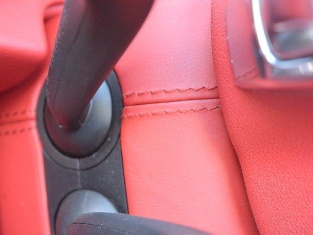 911ターボ カブリオレ TechArtスタイリング エキゾーストパイプ カレラレッドナチュラルレザー 19インチセンターロックAW スポーツクロノ RUFコイルスプリングキット アダプティブスポーツシート プロテクフイルム(30枚目)