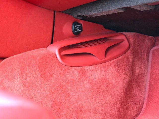 911ターボ カブリオレ TechArtスタイリング エキゾーストパイプ カレラレッドナチュラルレザー 19インチセンターロックAW スポーツクロノ RUFコイルスプリングキット アダプティブスポーツシート プロテクフイルム(34枚目)