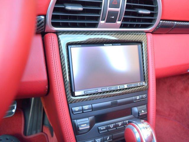 911ターボ カブリオレ TechArtスタイリング エキゾーストパイプ カレラレッドナチュラルレザー 19インチセンターロックAW スポーツクロノ RUFコイルスプリングキット アダプティブスポーツシート プロテクフイルム(39枚目)