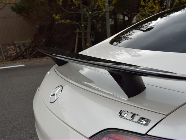 S S(2名) エディション1 国内限定75台 Edition1専用エアロパーツ カーボンファイバールーフ AMGパフォーマンスシート マットブラックペイント19/20インチクロススポークアルミホイール(18枚目)