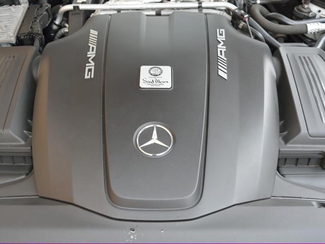 S S(2名) エディション1 国内限定75台 Edition1専用エアロパーツ カーボンファイバールーフ AMGパフォーマンスシート マットブラックペイント19/20インチクロススポークアルミホイール(20枚目)