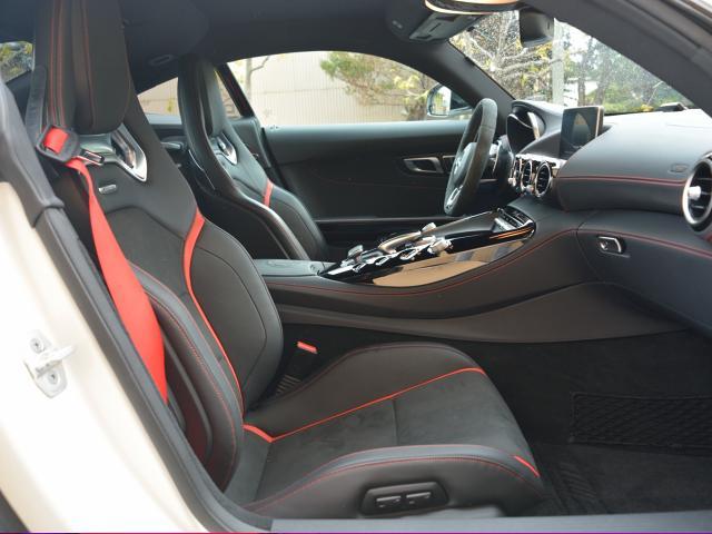 S S(2名) エディション1 国内限定75台 Edition1専用エアロパーツ カーボンファイバールーフ AMGパフォーマンスシート マットブラックペイント19/20インチクロススポークアルミホイール(22枚目)