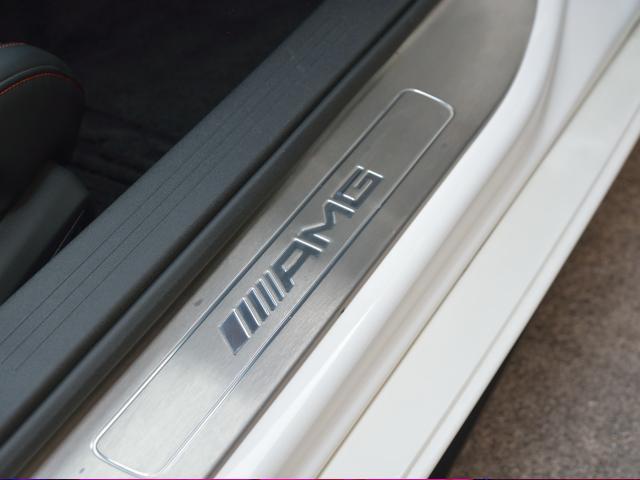 S S(2名) エディション1 国内限定75台 Edition1専用エアロパーツ カーボンファイバールーフ AMGパフォーマンスシート マットブラックペイント19/20インチクロススポークアルミホイール(23枚目)