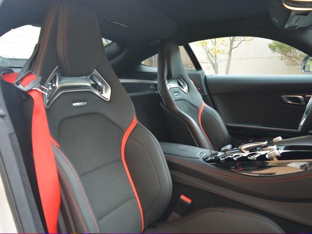 S S(2名) エディション1 国内限定75台 Edition1専用エアロパーツ カーボンファイバールーフ AMGパフォーマンスシート マットブラックペイント19/20インチクロススポークアルミホイール(26枚目)