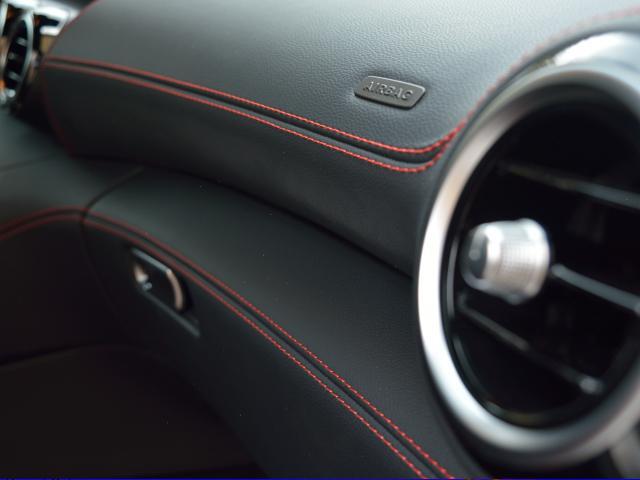 S S(2名) エディション1 国内限定75台 Edition1専用エアロパーツ カーボンファイバールーフ AMGパフォーマンスシート マットブラックペイント19/20インチクロススポークアルミホイール(30枚目)