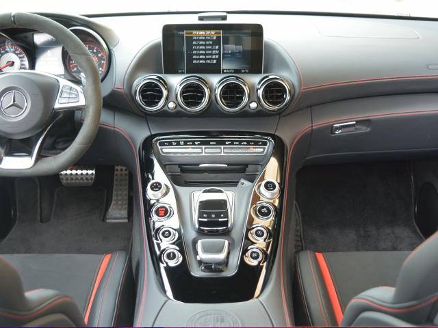 S S(2名) エディション1 国内限定75台 Edition1専用エアロパーツ カーボンファイバールーフ AMGパフォーマンスシート マットブラックペイント19/20インチクロススポークアルミホイール(37枚目)