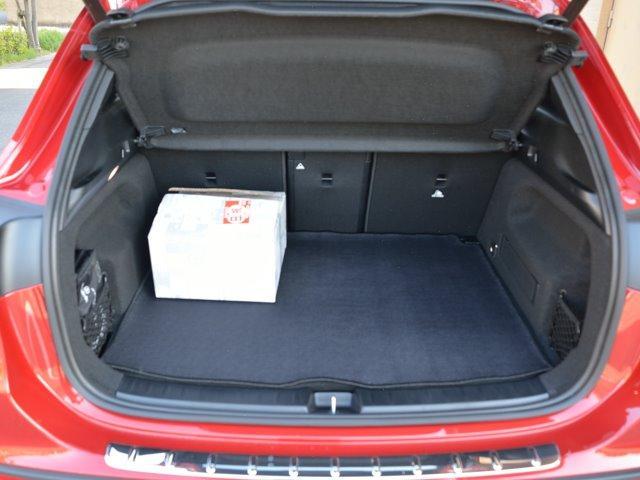 GLA45 S 4マチック+ ワンオーナー 70K AMGアドバンスドPKG AMGパフォーマンスPKG パノラマスライディングルーフ パタゴニアレッド(メタリックペイント)有償OP 純正ドラレコF&R レーザーレーダー(17枚目)