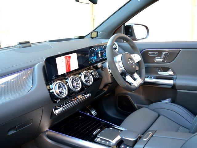 GLA45 S 4マチック+ ワンオーナー 70K AMGアドバンスドPKG AMGパフォーマンスPKG パノラマスライディングルーフ パタゴニアレッド(メタリックペイント)有償OP 純正ドラレコF&R レーザーレーダー(26枚目)