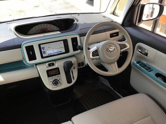 Gメイクアップリミテッド SAIII 社外ナビ フルセグ アラウンドビューモニター 両側パワースライド ETC 運転席シートヒーター ステアスイッチ オートハイビーム 自社ワンオーナー(10枚目)