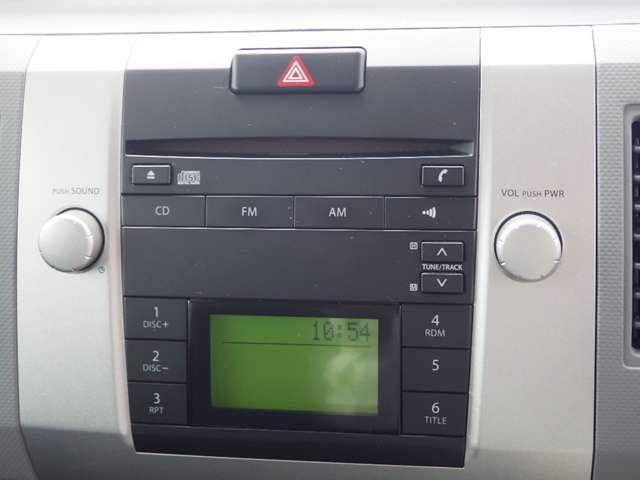 スズキ ワゴンR FX CDコンポ