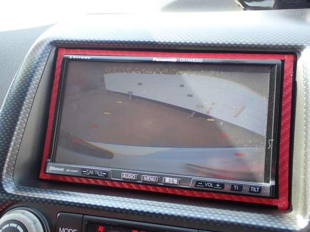 ホンダ シビック タイプR 社外HDDナビ リヤカメラ ETC 純正アルミ