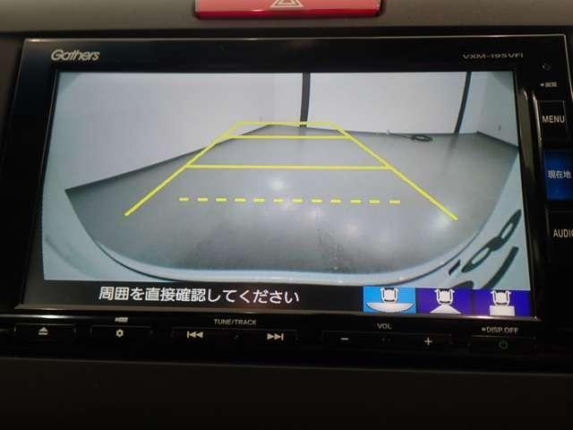 ハイブリッドRS・ホンダセンシング 試乗 黒内装 地デジナビ(6枚目)