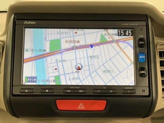 G あんしんPKG 純正ナビTV Bluetooth VSA TVナビ セキュリティ パワーウインドウ 1セグ CD付 ETC車載器 キーフリー ABS メモリーナビ フルフラット パワステ(14枚目)