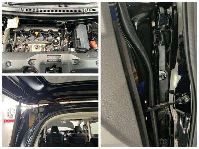G インターナビEセレクション 純正ナビCD録音 両側電動 クルコン VSA 両側電動ドア ETC HDDナビ クルコン バックカメラ 1オーナー フルセグ 盗難防止装置(13枚目)