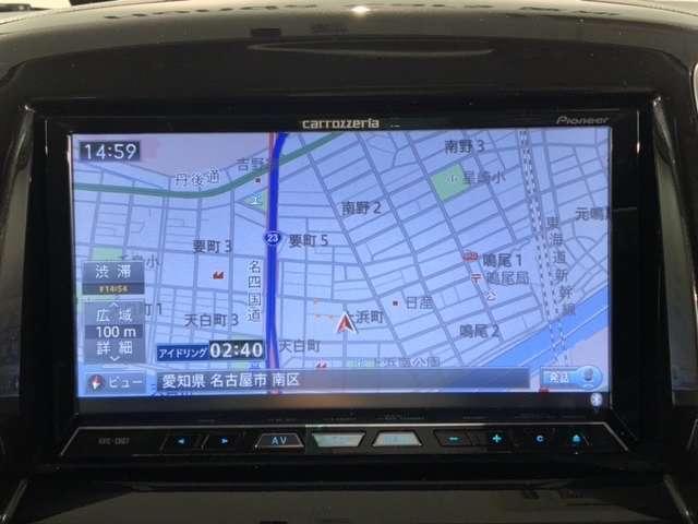 S 地デジナビ CD録音Bluetooth  電動ドアVSA (14枚目)