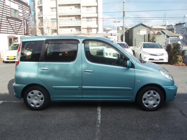 「トヨタ」「ファンカーゴ」「ミニバン・ワンボックス」「愛知県」の中古車4