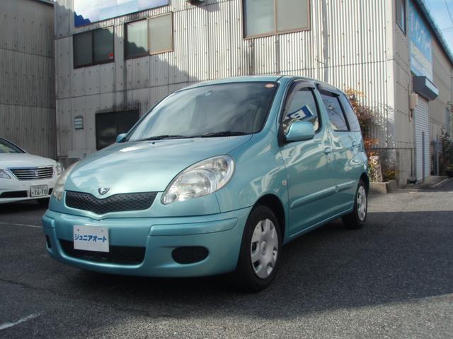 「トヨタ」「ファンカーゴ」「ミニバン・ワンボックス」「愛知県」の中古車24