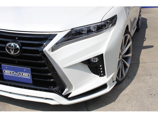 トヨタ ハリアー エレガンス GMGオリジナル 新車ROJAMコンプリート