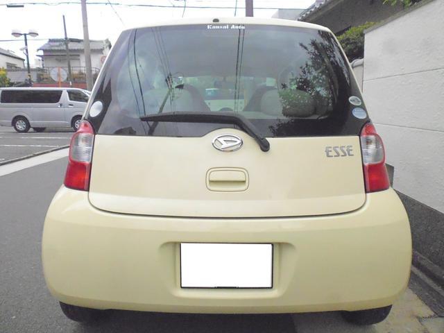 「ダイハツ」「エッセ」「軽自動車」「愛知県」の中古車5