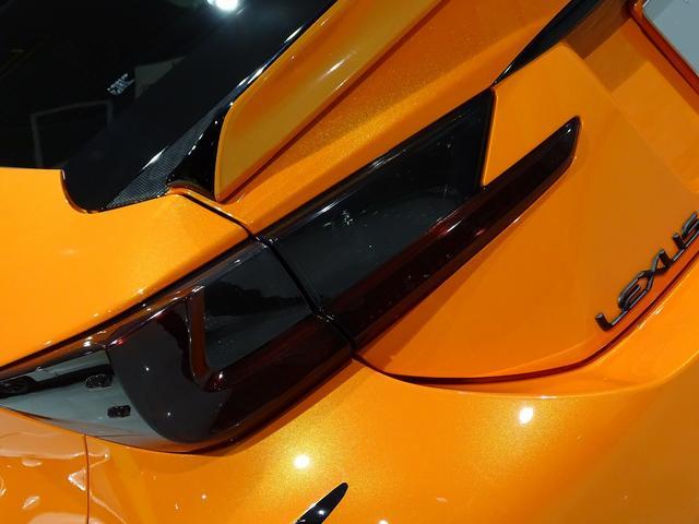 レクサス RC F カーボンエクステリアパッケージ セミアニリン本革 マクレビ
