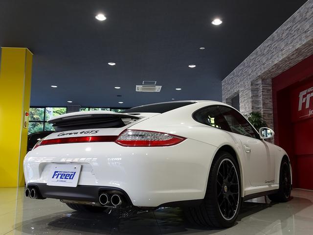 911カレラ4GTS 既存客様買取車 ワンオーナー 禁煙車 スポーツクロノパッケージ 純正フロントスポイラー 19AW PASM スポーツエグゾースト シートヒーター オートエアコン 地デジTV GPSレーダー(5枚目)