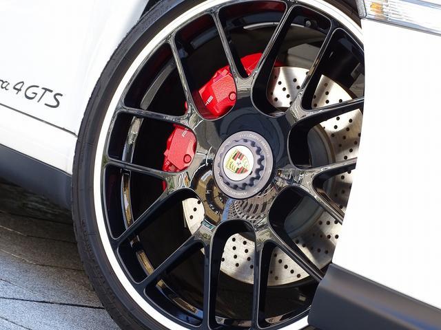 911カレラ4GTS 既存客様買取車 ワンオーナー 禁煙車 スポーツクロノパッケージ 純正フロントスポイラー 19AW PASM スポーツエグゾースト シートヒーター オートエアコン 地デジTV GPSレーダー(8枚目)