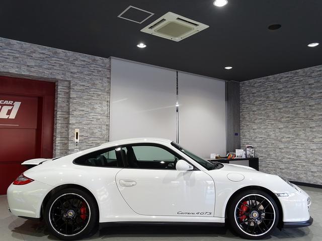 911カレラ4GTS 既存客様買取車 ワンオーナー 禁煙車 スポーツクロノパッケージ 純正フロントスポイラー 19AW PASM スポーツエグゾースト シートヒーター オートエアコン 地デジTV GPSレーダー(31枚目)