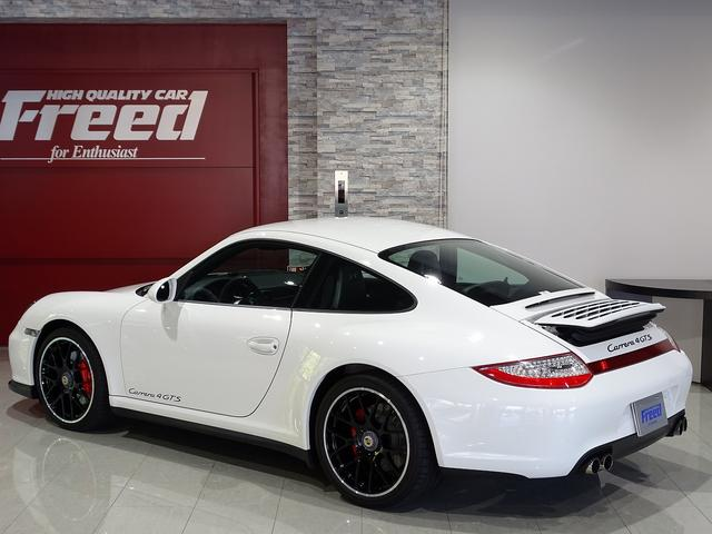 911カレラ4GTS 既存客様買取車 ワンオーナー 禁煙車 スポーツクロノパッケージ 純正フロントスポイラー 19AW PASM スポーツエグゾースト シートヒーター オートエアコン 地デジTV GPSレーダー(32枚目)
