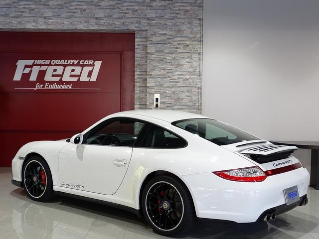 911カレラ4GTS 既存客様買取車 ワンオーナー 禁煙車 スポーツクロノパッケージ 純正フロントスポイラー 19AW PASM スポーツエグゾースト シートヒーター オートエアコン 地デジTV GPSレーダー(33枚目)