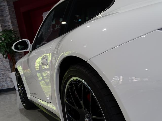 911カレラ4GTS 既存客様買取車 ワンオーナー 禁煙車 スポーツクロノパッケージ 純正フロントスポイラー 19AW PASM スポーツエグゾースト シートヒーター オートエアコン 地デジTV GPSレーダー(35枚目)