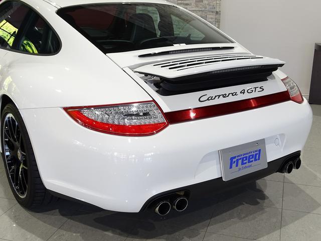 911カレラ4GTS 既存客様買取車 ワンオーナー 禁煙車 スポーツクロノパッケージ 純正フロントスポイラー 19AW PASM スポーツエグゾースト シートヒーター オートエアコン 地デジTV GPSレーダー(36枚目)