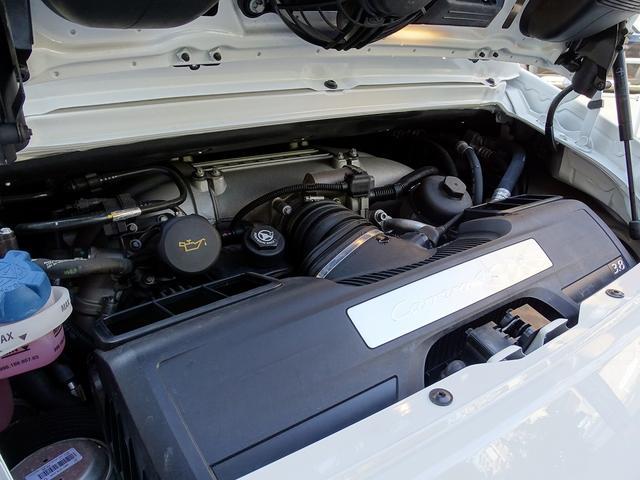 911カレラ4GTS 既存客様買取車 ワンオーナー 禁煙車 スポーツクロノパッケージ 純正フロントスポイラー 19AW PASM スポーツエグゾースト シートヒーター オートエアコン 地デジTV GPSレーダー(59枚目)