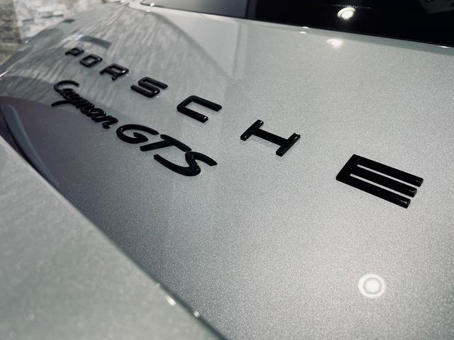 GTS 1オーナー 981型 左ハンドル スポーツクロノパッケージ スポーツエグゾースト レザーインテリア アダプティブスポーツシート BOSEサウンド エクステリアパッケージ シートヒーター バックモニター(6枚目)