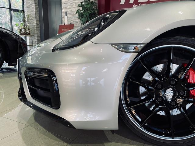 GTS 1オーナー 981型 左ハンドル スポーツクロノパッケージ スポーツエグゾースト レザーインテリア アダプティブスポーツシート BOSEサウンド エクステリアパッケージ シートヒーター バックモニター(22枚目)