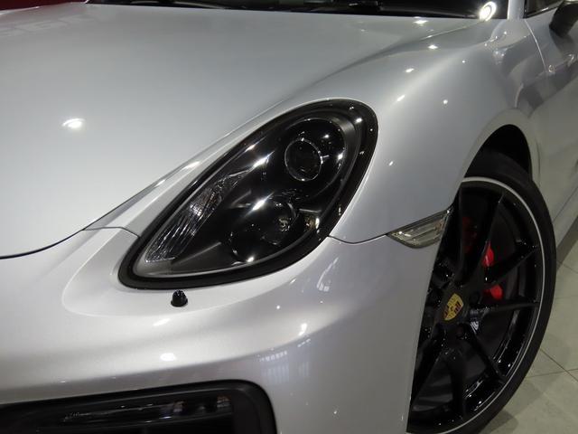 GTS スポーツクロノ スポーツエグゾースト PASM ブラック塗装カレラSホイール レッドキャリパー カーボンインテリア PDLS付ヘッドライト バックカメラ GTSコミュニケーションパッケージ ETC(23枚目)