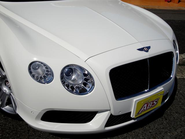 ベントレー ベントレー コンチネンタル GT V8コンバーチブル